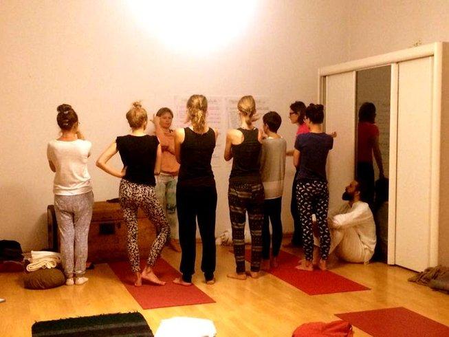 21 Days 200-Hour Yoga Teacher Training in France