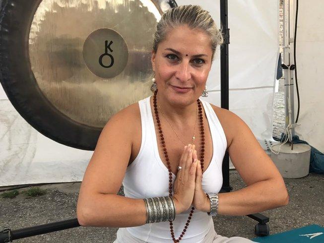 7 jours en stage de yoga et méditation dans les Marches, Italie