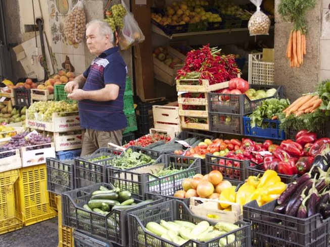 8 Days Vegan Italy Food Tours