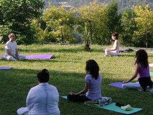 3 Tage Meditation und Yoga Urlaub im Frühling in Spanien