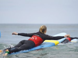 8 Days Intensive Beginner Surf Camp Gran Canaria, Canary Islands, Spain