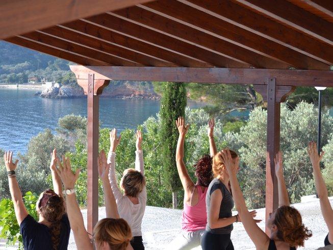 8 Days Meditation and Yoga Retreat in Greece