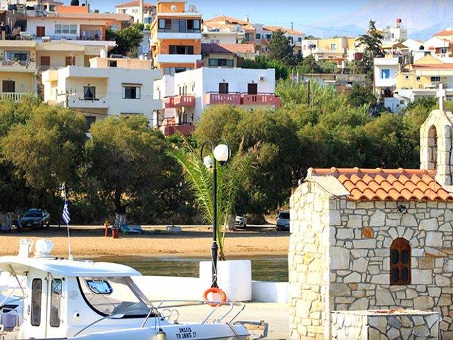 7 Tage Yoga und Meditation auf Kreta, Griechenland
