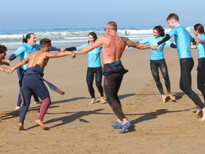8 Days All Inclusive Surf Camp and Yoga Holiday Package in Tamraght, Morocco