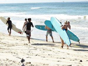 6 Days Beginner Surf Camp in Nayarit, Mexico