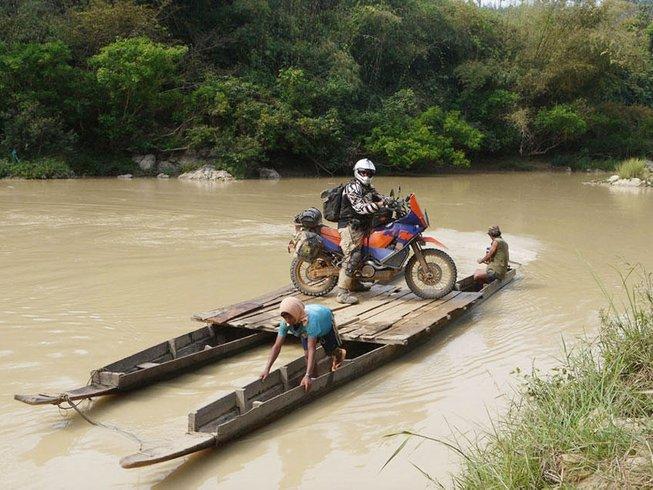 6 Days Guided Vietnam Motorbike Tour