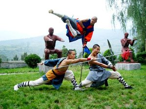 1 Year China Shaolin Kung Fu Training in Hebei