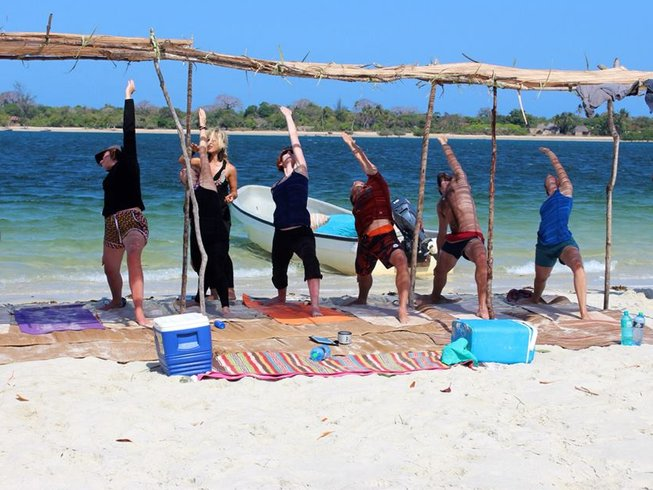 10 Days Yoga and Ayurveda on Safari in Kenya