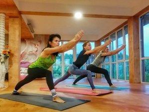 1 Month 200-Hour Russian Online Yoga Teacher Training