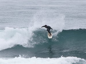 7 Days Affordable Surf Camp Peru
