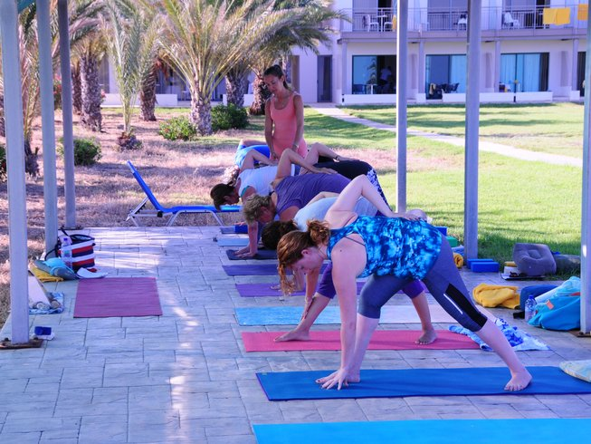8 Days Full Moon Yoga Retreat in Cyprus