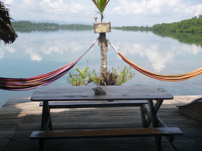 8 Days Earth to Sky, Reiki, Yoga, and AcroYoga Retreat Panama