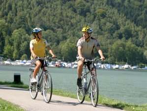 7 Days Special Wellbeing Bike Tour along Danube Path, Austria