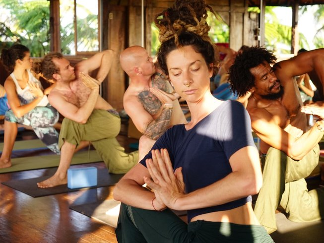 8 Tage Erwachen Ananda Yoga Retreat in Chiang Mai, Thailand