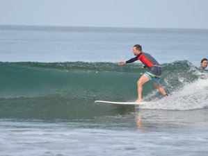8 Days Thrilling Surf Camp in Santa Cruz, Costa Rica
