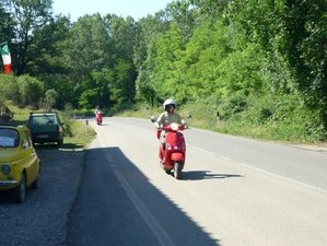 8 Day Guided Vespa Scooter Tour in Tuscany, Italy