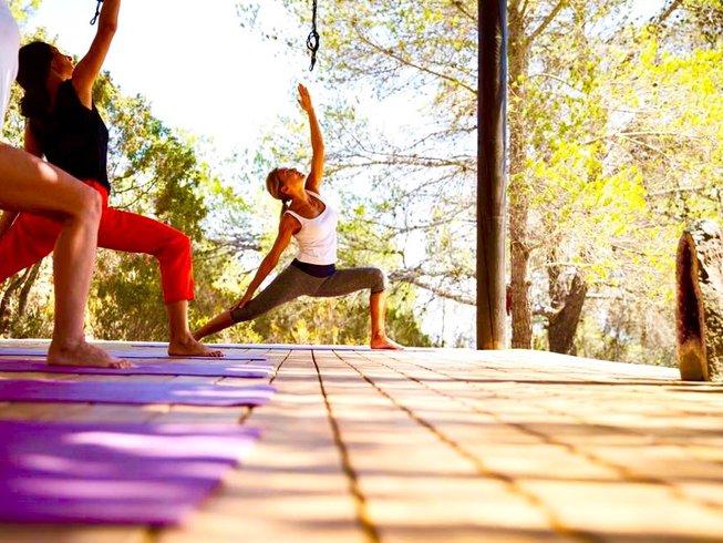 7 días retiro de yoga en Ibiza, España