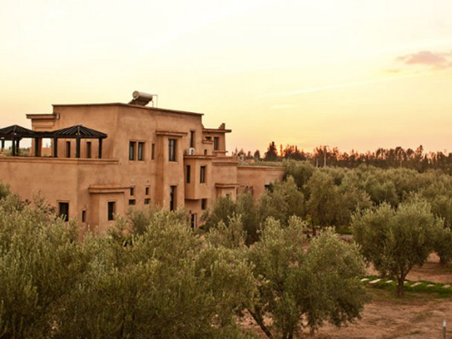 7 Days Give Back Luxury Yoga Retreat in Morocco