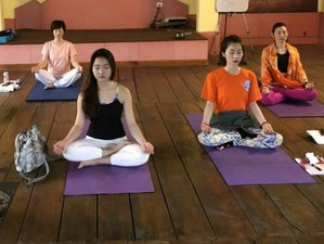 15 Days Peaceful Meditation and Yoga Retreat in Rishikesh, India