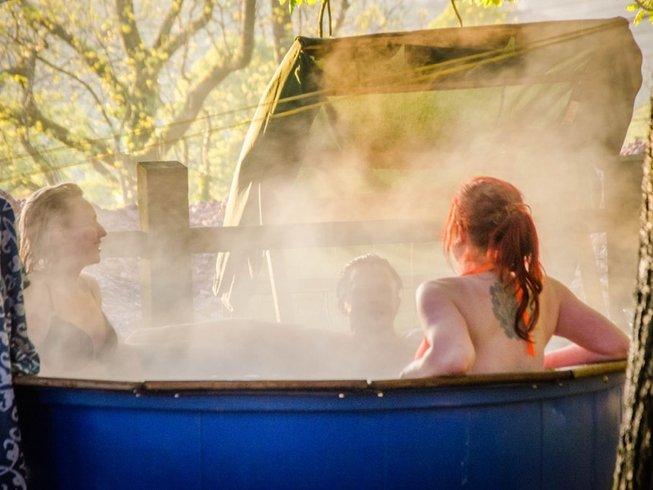 3 Days Reenergising Autumnal Yoga Retreat UK