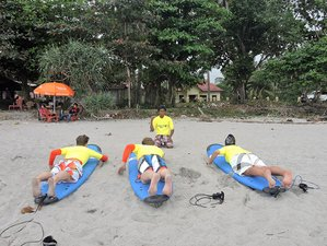 6 Days Fun Beginner Surf Camp Sumatra, Indonesia