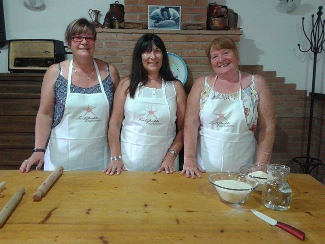 7 Days Cooking and Wellbeing Holidays Italy