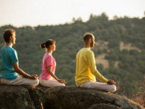 3 Tage Stressfreier Yoga Wochenendurlaub in Kalifornien, USA