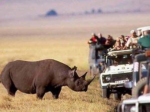 3 Days Wildlife Safari in Northern Tanzania