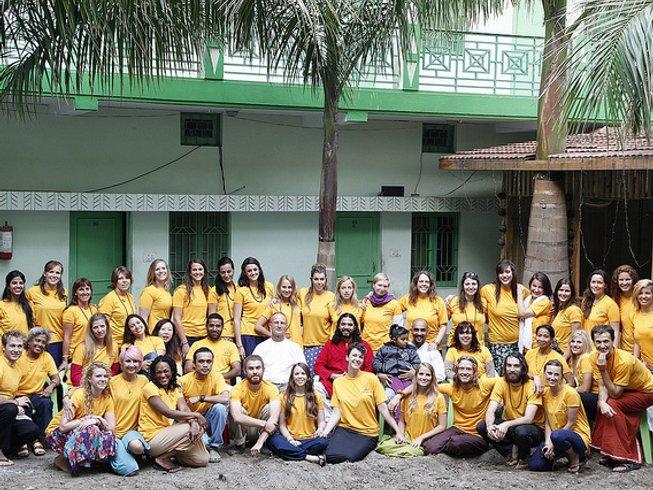 42 Days 200-Hour Yoga Teacher Training in India