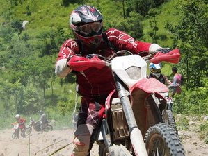 2 Day Off Road Enduro Guided Motorcycle Tour in Pattaya, Thailand