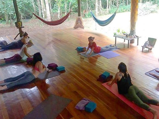8 Days Empowerment Adventure Yoga Retreat in Costa Rica