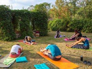 4 jours en stage yoga, méditation et ateliers, en pleine nature en marais poitevin, Vendée