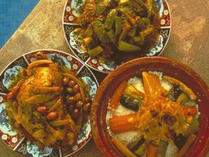 One Week Yoga and Cooking in Morocco