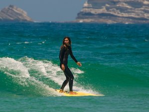 15 Day Active Surf Camp in Peniche, Leiria District