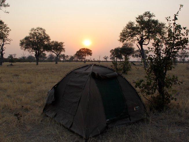 10 Days Camping Safari Namibia