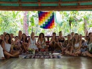 6 jours en stage de yoga, detox par les plantes et méditation à Puntarenas, Costa Rica