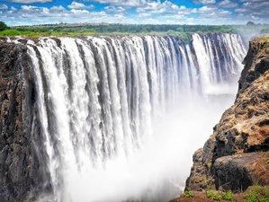 13 Days Etosha to Victoria Falls Safari in Botswana, Namibia, and Zimbabwe