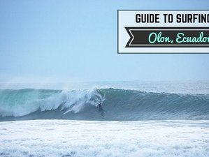 7 Days Beginner Surf Camp in Olon, Santa Elena, Ecuador
