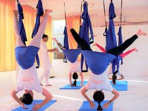 15 Day 100-Hour Ayurveda and Aerial Yoga Teacher Training in Rishikesh