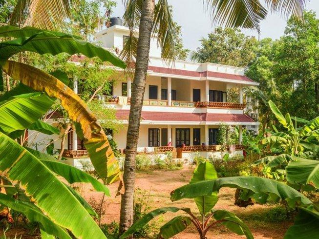 7-Daagse Meditatie en Yoga Retraite in Varkala, India
