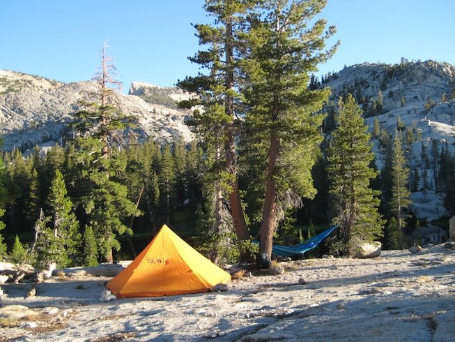 4 Days Yosemite Wild Awareness Meditation and Yoga Retreat California