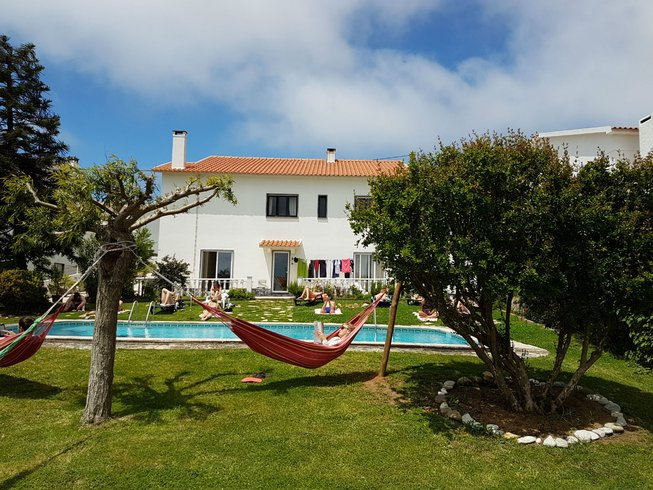 8 Days Christmas New Year Yoga and Surf Holidays in Ericeira, Portugal