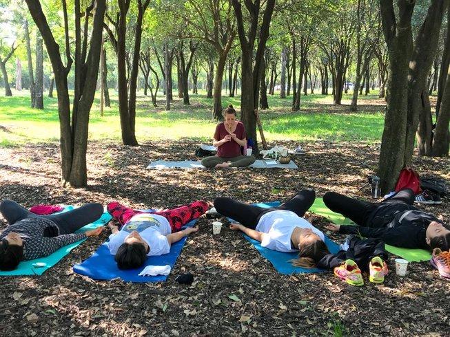 4 jours en retraite de yoga, méditation, ayurveda et médecine à base de plante à Xico, Mexique