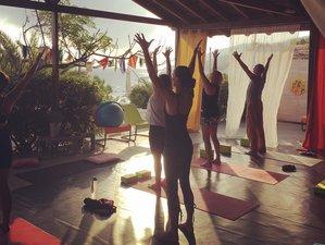 7 Day Return to S E L F Yoga Retreat on Blue Zone island Ikaria (Sea View)