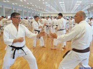 6 Days Karate International Training Camp in Poland