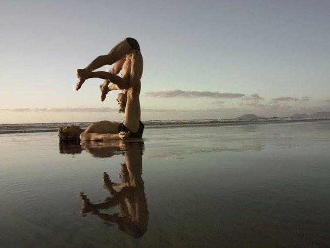 8 Days Wellness Immersion Yoga Retreat Spain