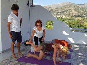 7 Tage Wellness Yoga Retreat in der Südlichen Ägäis, Griechenland