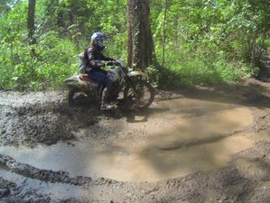 10 Day Guided Eastern Enduro, Off-Road, and Hill Tribe Motorcycle Tour in Cambodia