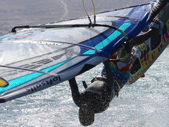 7 Days Windsurfing Holiday Greece