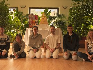 17 Days Silent Vipassana Meditation Retreat in Slovakia
